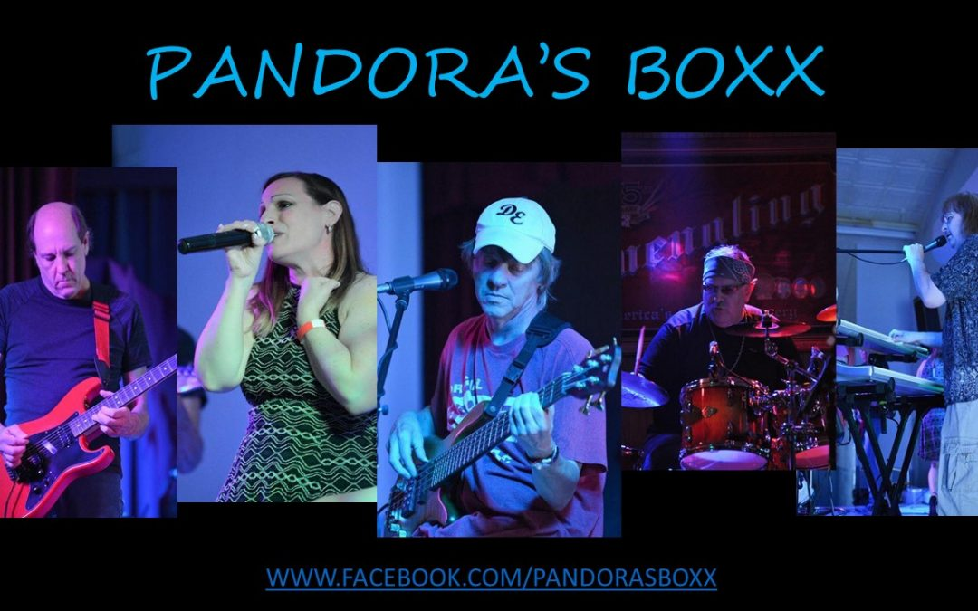 Ham Party & Music Night – Pandora's Boxx