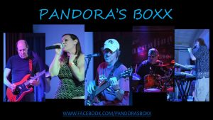 Ham Party & Music Night - Pandora's Boxx @ Mohnton Fish and Game | Mohnton | Pennsylvania | United States