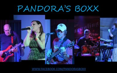 March Ham Party & Band Night – Pandora's Boxx