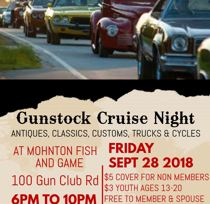 Gunstock Cruise 2018