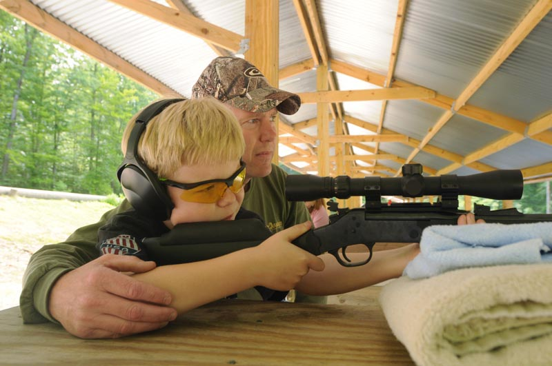 Ike Memorial – Youth Day at Mohnton Fish and Game