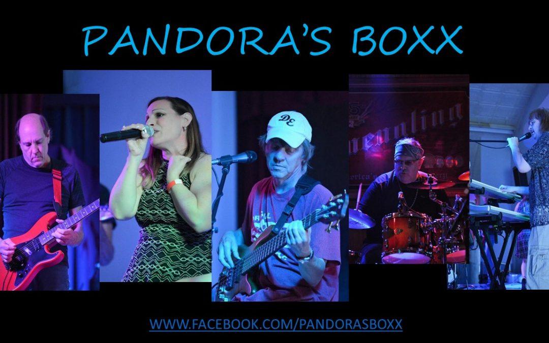 March Ham Party & Band Night – Pandora's Boxx